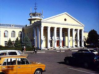 Симферополь был основан в 1936 году